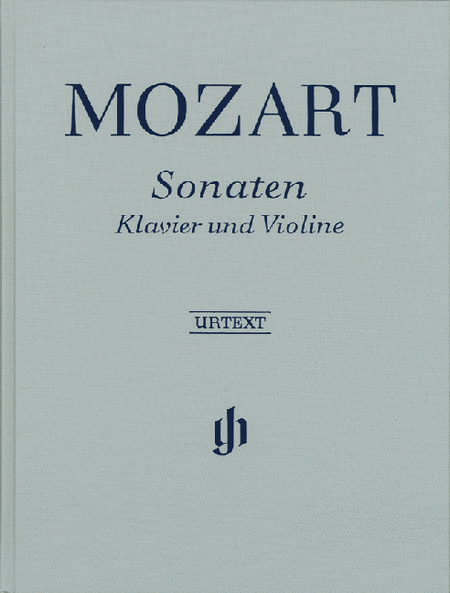 Sonatas for Piano and Violin - Volumes I-III
