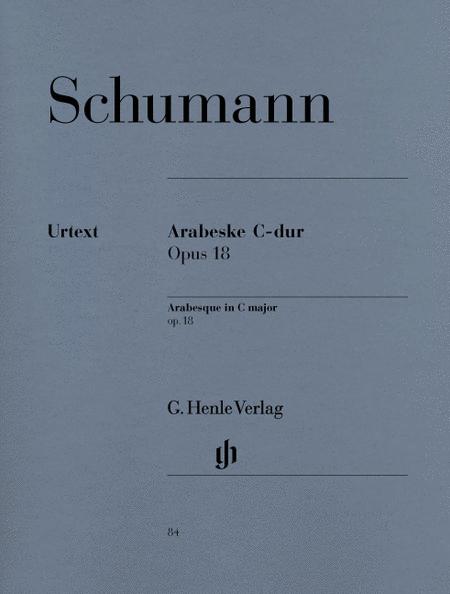 Arabesque C Major Op. 18