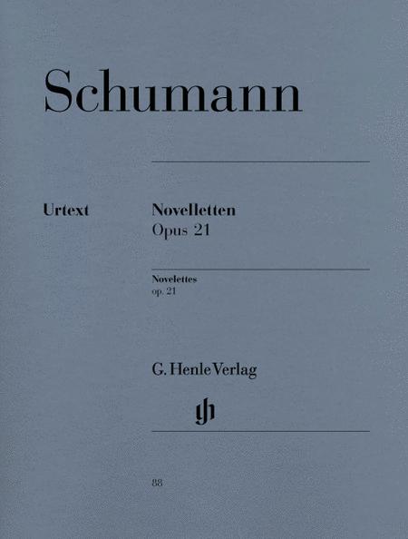 Novellettes Op. 21