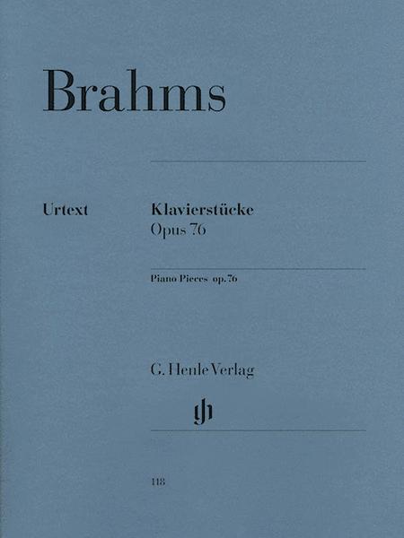 Piano Pieces Op. 76, Nos. 1-8