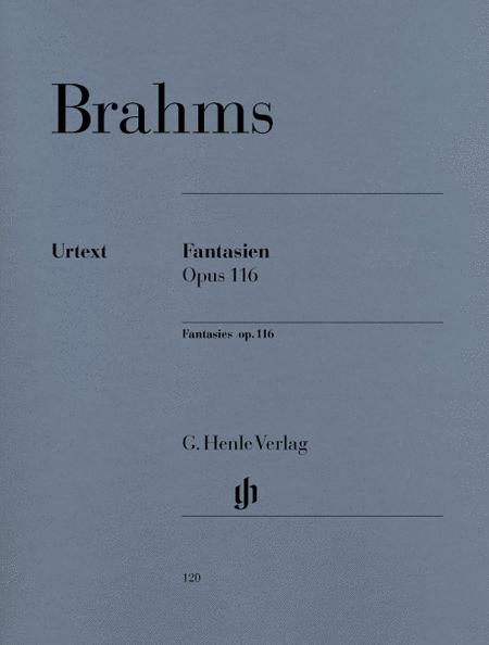Fantasies Op. 116, Nos. 1-7