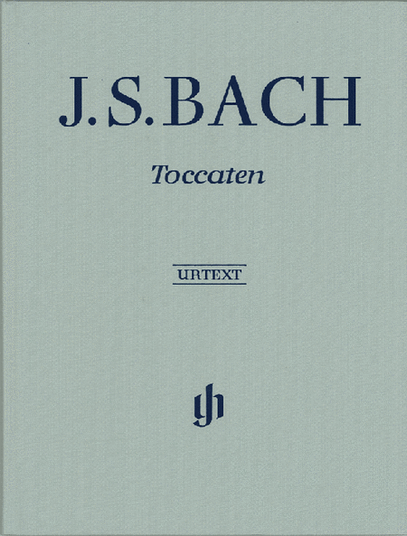 Toccatas BWV 910-916