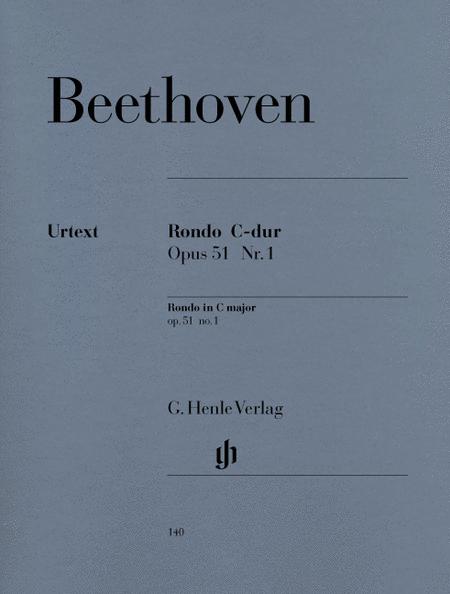 Rondo in C Major Op. 51, No. 1