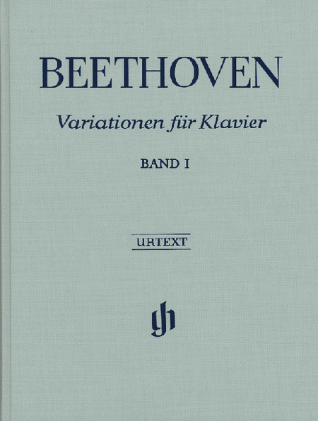 Variations for Piano - Volume I