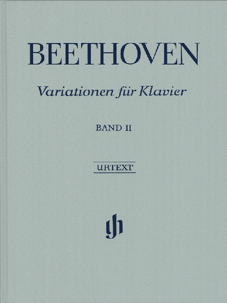 Variations for Piano - Volume II