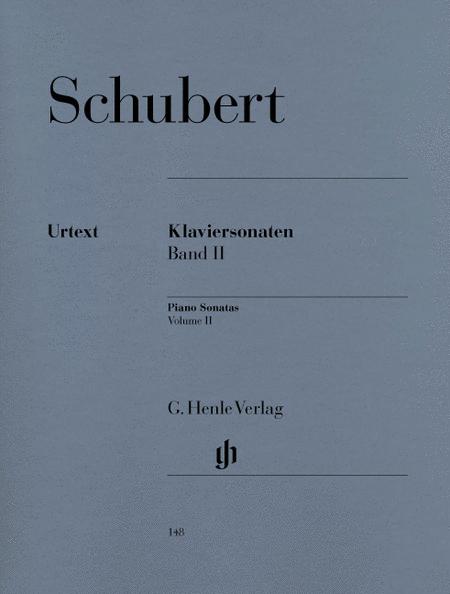 Piano sonatas, Volume II