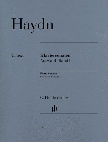 Selected Piano Sonatas - Volume I