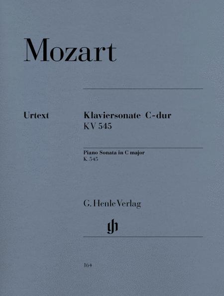 Piano Sonata in C Major K545 (Facile)