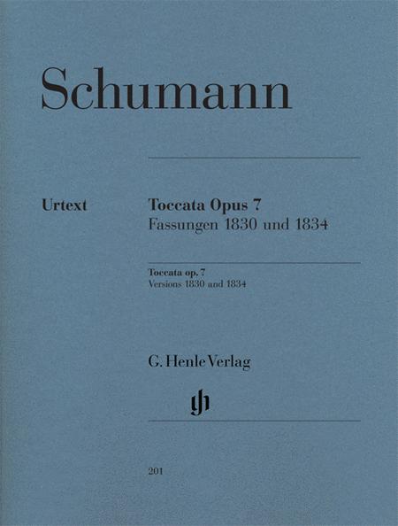 Toccata in C Major Op. 7
