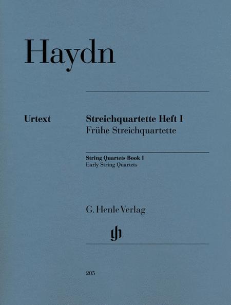 String Quartets - Volume I