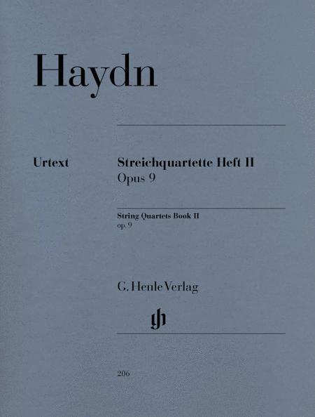 String Quartets - Volume II Op. 9