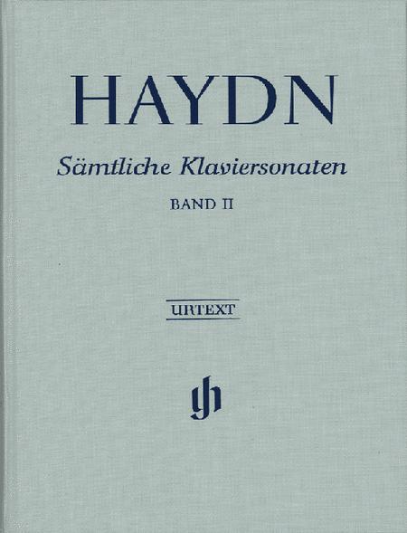 Complete Piano Sonatas - Volume II