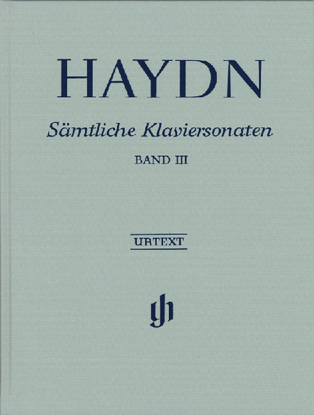 Complete Piano Sonatas - Volume III