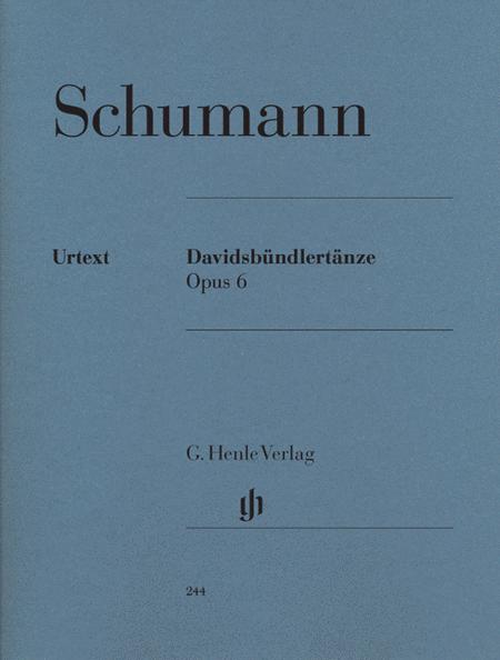 Davidsbundlertanze Op. 6