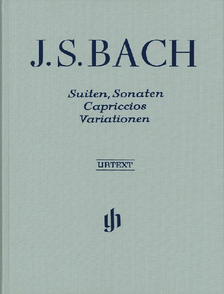 Suites, Sonatas, Capriccios, Variations