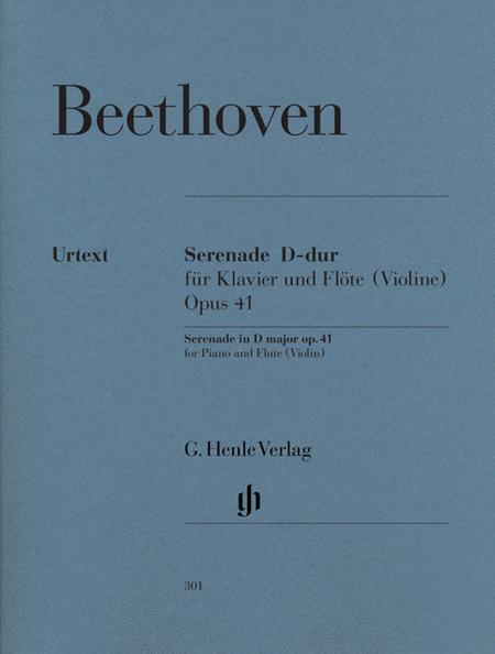 Serenade in D Major, Op. 41