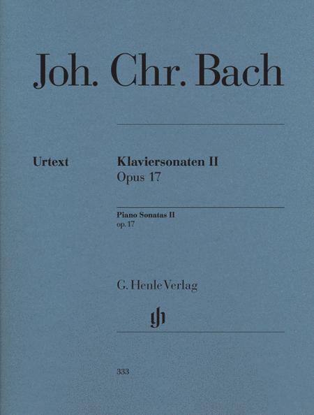 Piano Sonatas - Volume II, Op. 17