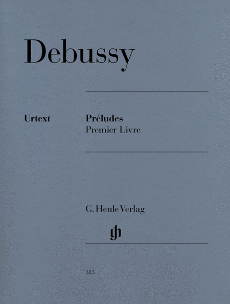 Preludes, Premier Livre