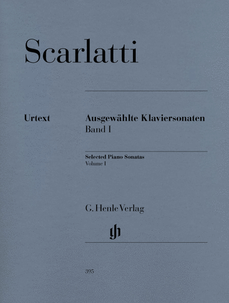 Selected Piano Sonatas, Volume I