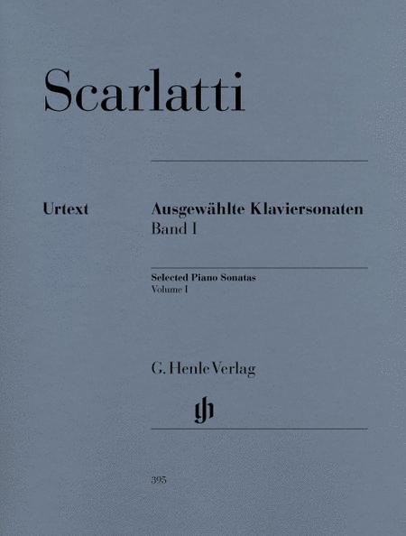Selected Piano Sonatas, Volume I