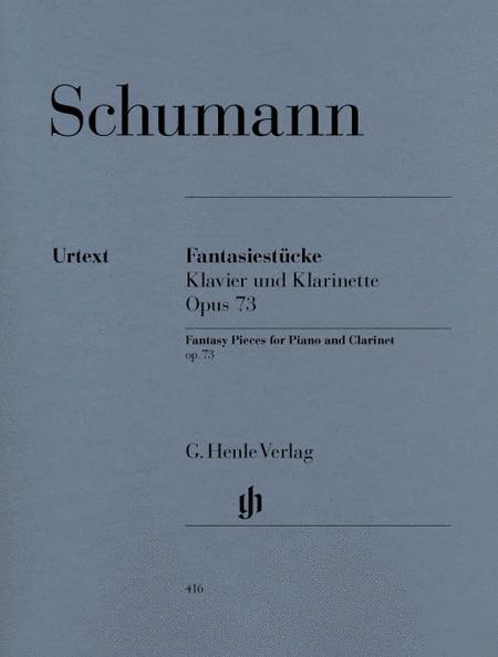 Fantasy Pieces, Op. 73