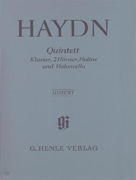 Quintet E Flat Major Hob.XIV:1