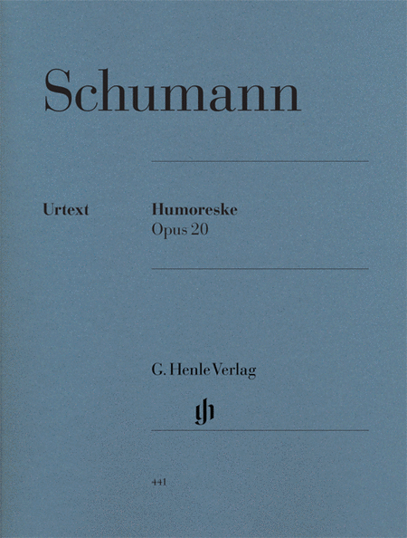 Humoresque in B-flat Major, Op. 20