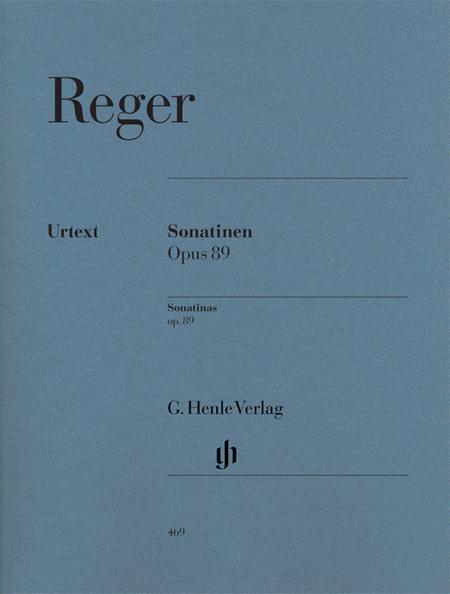 Sonatinas Op. 89