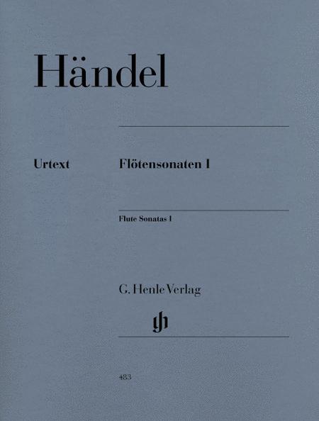 Flute Sonatas - Volume 1