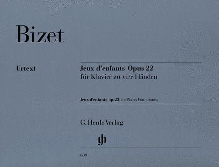 Jeux d'Enfants Op. 22