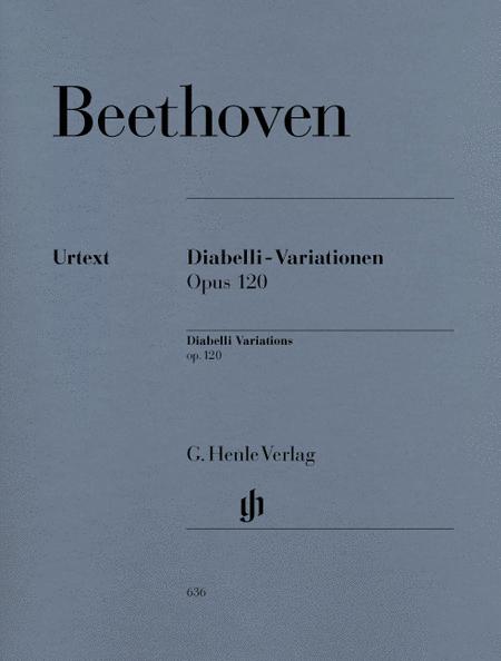 Diabelli-Variations Op. 120