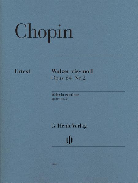 Waltz in C Sharp minor Op. 64