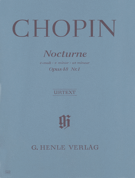 Nocturne in C minor Op. 48, No. 1