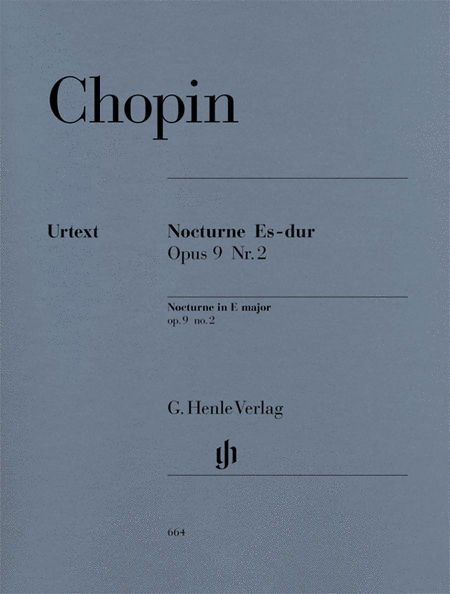 Nocturne in E Flat Major Op. 9