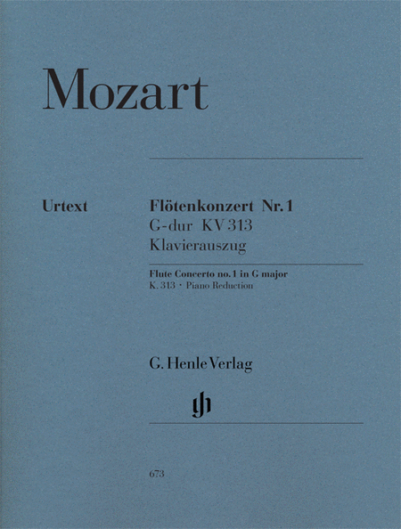 Concerto No. 1 in G Major, K. 313
