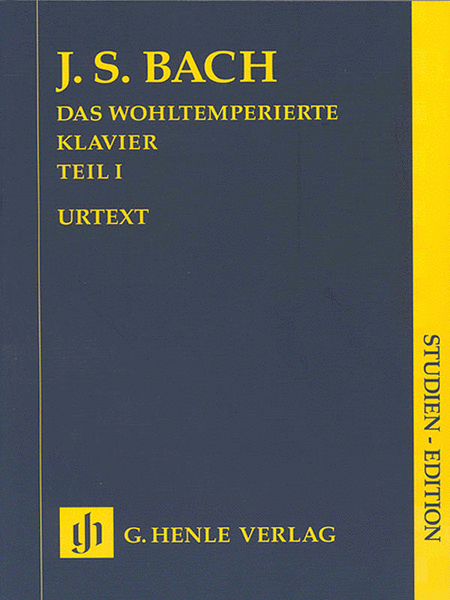 The Well-Tempered Clavier - Revised Edition