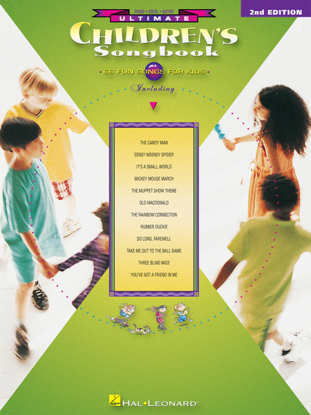 Ultimate Children's Songbook - 2nd Edition