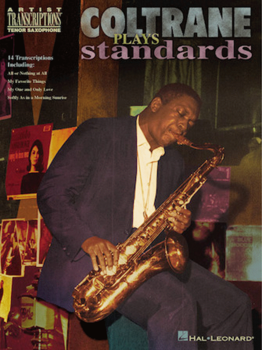 Coltrane Plays Standards