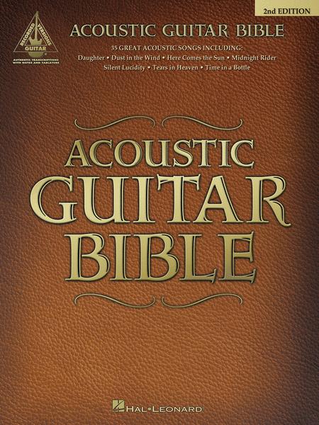 Acoustic Guitar Bible