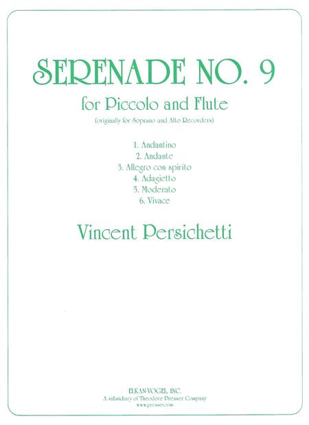 Serenade No. 9