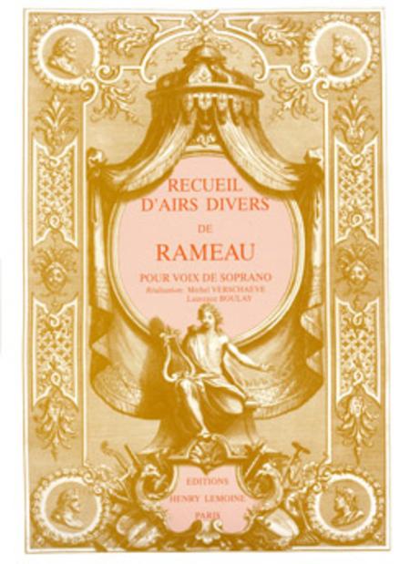 Recueil D'Airs - Volume 1