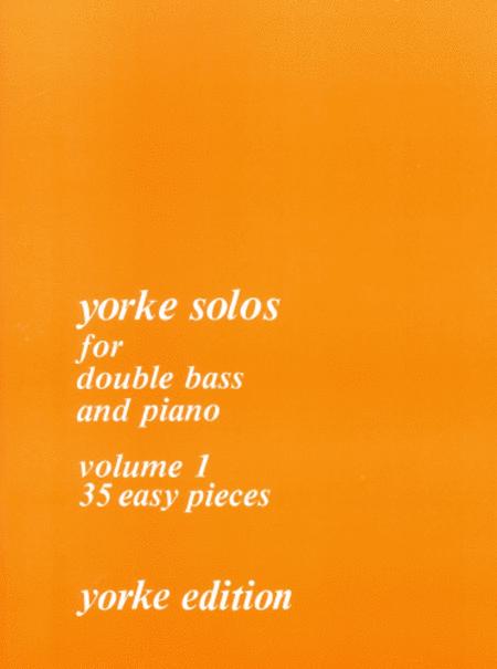Yorke Solos Vol.1