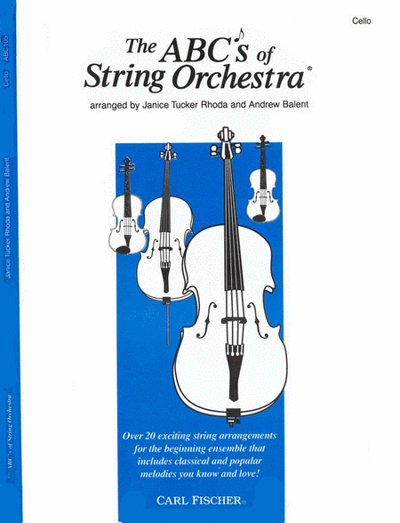 ABC's of String Orchestra (Cello)