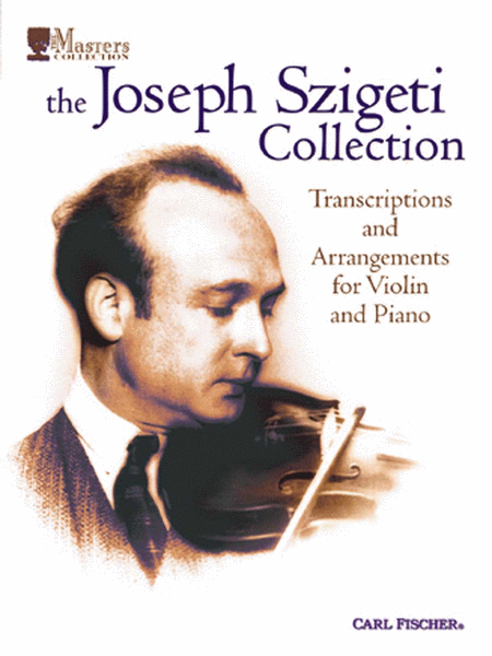 The Joseph Szigetti Collection