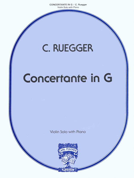 Concertante in G