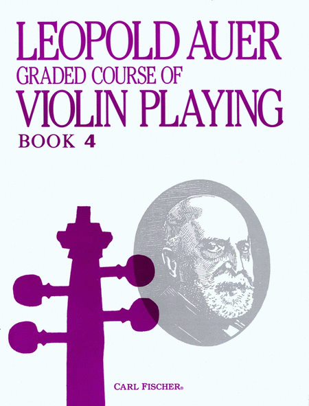 Graded Course of Violin Playing-Bk. 4-Elementary, cont.