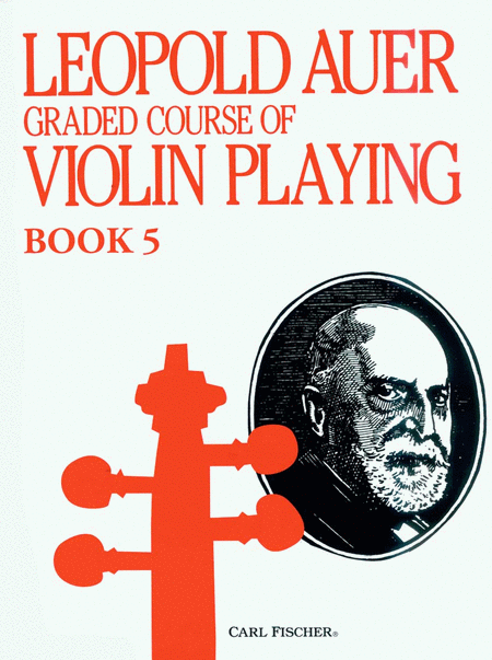 Graded Course of Violin Playing-Bk. 5-Medium Advanced