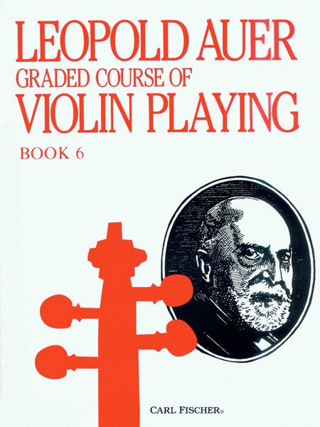 Graded Course of Violin Playing-Bk. 6-Advanced