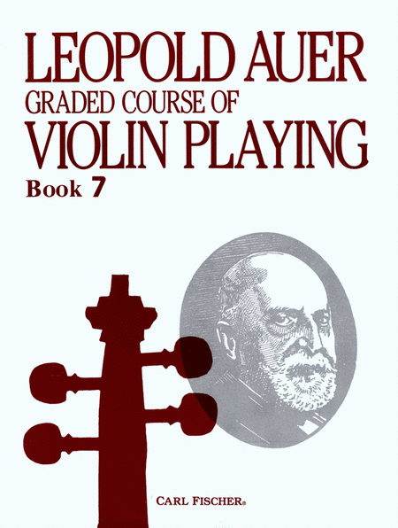 Graded Course of Violin Playing-Bk. 7-Difficult