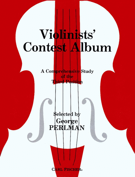 The Violinists Contest Album